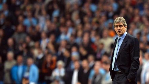 Pellegrini also highlighted the title challenge of Arsenal