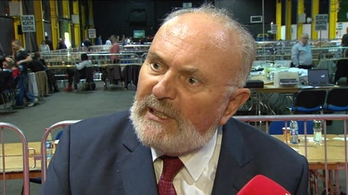 Senator David Norris is suing Helen Lucy Burke and RTÉ Commercial Enterprises
