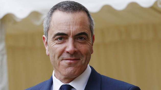 James Nesbitt plays a man searching Paris for his missing son