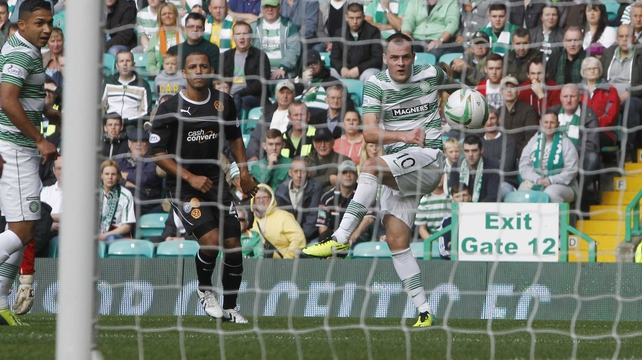 Anthony Stokes: 'I've a long way to go to reach 100 so we'll just take it game by game'