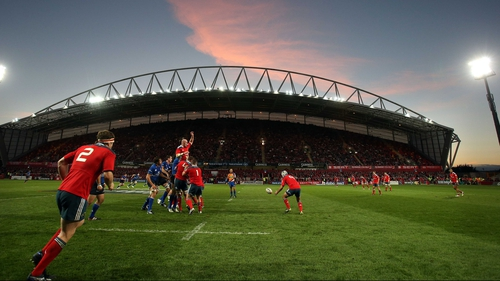 Munster and Leinster could meet in this year's semi-finals