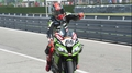 Sykes on pole for Magny-Cours