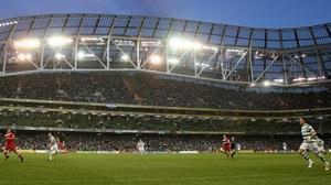 Sligo Rovers and Shamrock Rovers met in the 2010 final, which Sligo won on penalties