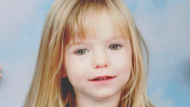 Madeleine McCann disappeared from her room at the Praia da Luz holiday resort in the Algarve in 2007