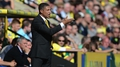 Hughton had to go, says Norwich chief
