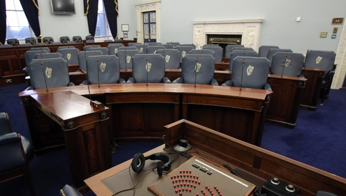 Under Seanad by-election rules ballot papers must be returned by registered post for counting