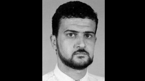 Anas al-Liby is a suspect in the 1998 bombings of the US embassies in Kenya and Tanzania (Pic: FBI)