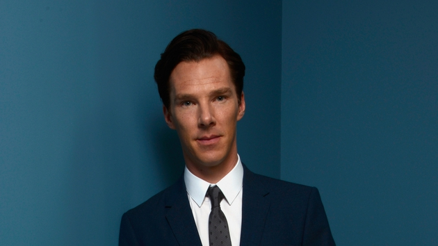 Benedict Cumberbatch was surprised when Ted Danson made a beeline for him at a Hollywood party