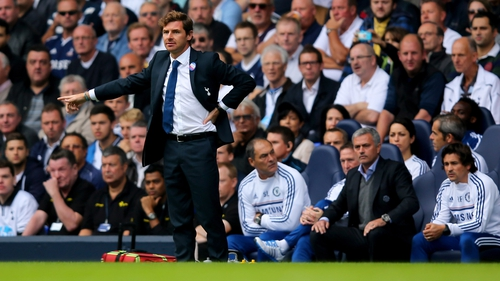 Andre Villas-Boas is under pressure after the 5-0 thumping from Liverpool