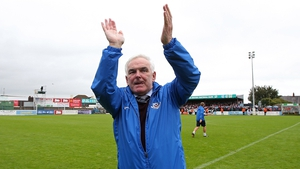 Mick Cooke is the new Athlone Town manager
