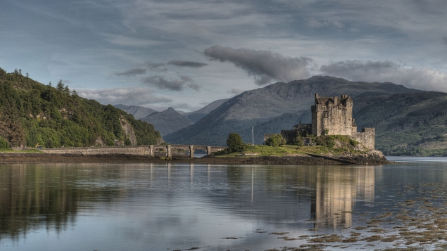 Visit one of Scotland's many castles