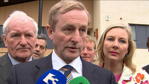 Taoiseach Enda Kenny said the vote would not be 'replayed'