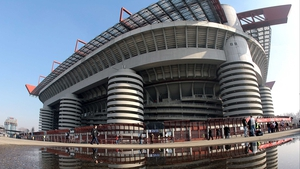 The San Siro has been selected as the venue for the 2015 Heineken Cup final