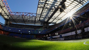 The San Siro will host the 2016 Champions League final