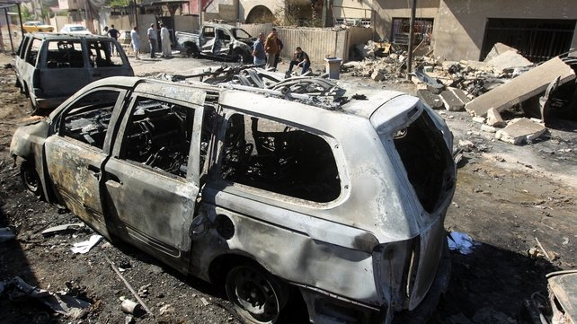 Violence in Iraq has reached a level unseen since 2008