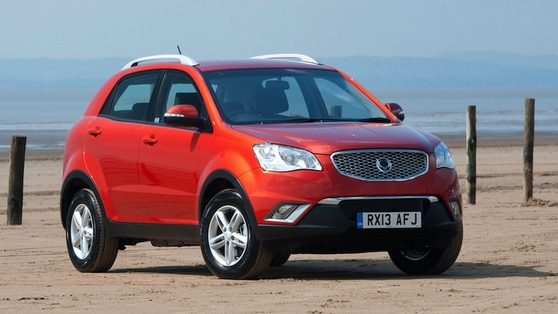SsangYong Korando looks good, is packed full of kit and priced to attract attention
