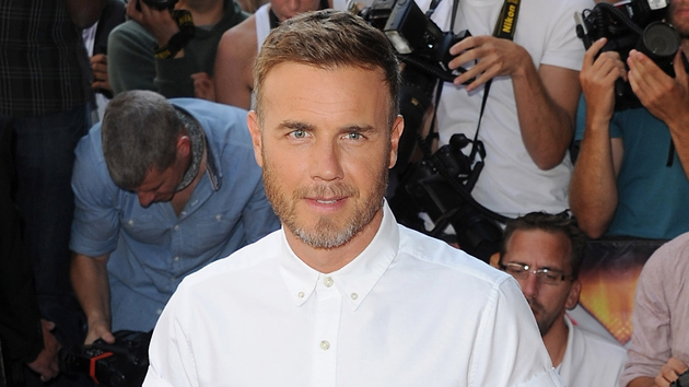 X Factor judge Gary Barlow is looking forward to Saturday's '80s themed show