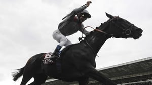Treve took the Arc in some style
