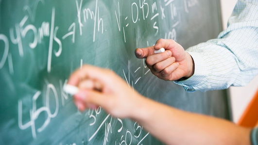 Results show continuing upswing in honours maths