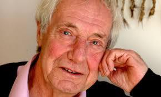 Respected film critic Barry Norman