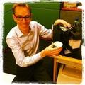 Jonathan Sims - Nespresso Ambassador