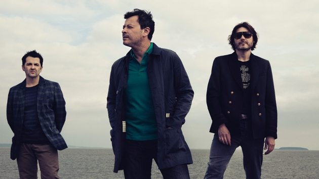 Nicky Wire recalls the Manics' first Irish gigs