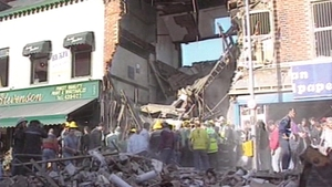 Thomas Begley killed nine people and himself in the blast in 1993