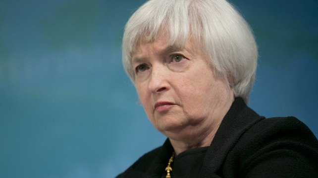 Janet Yellen will take over top job at the US Federal Reserve at the end of the month
