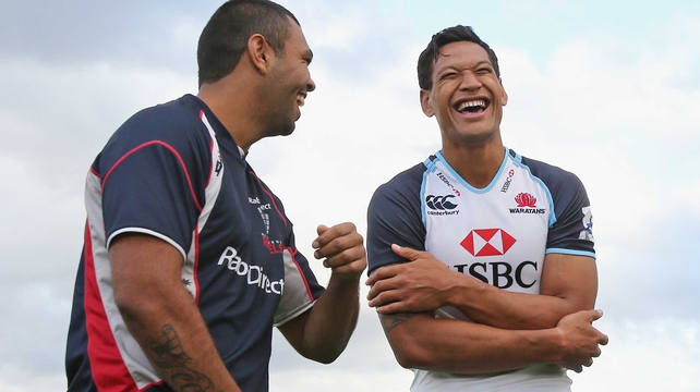 The likes of Kurtley Beale and Israel Folau will have to get on board the sevens train soon if they have an Olympic ambitions
