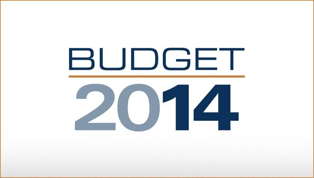 Budget 2014 - Build-up