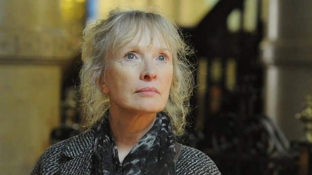 Lindsay Duncan in Le Week-End - pathologically unhappy