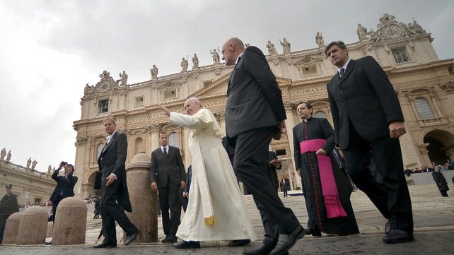 Pope Francis in the spotlight... Vatican Passes Financial Transparency Law