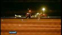 Passenger lands plane when pilot falls ill