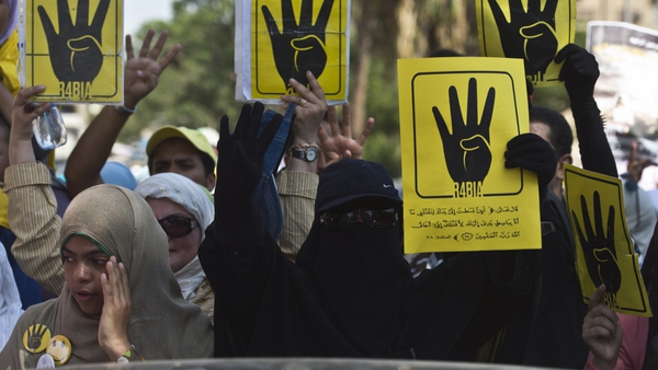 Supporters of Mohammed Mursi have held regular protests since he was ousted in July