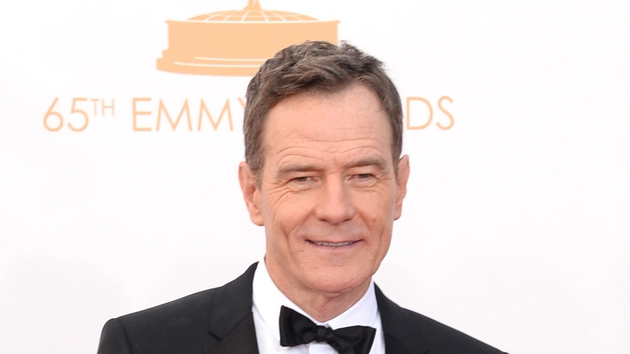 Bryan Cranston - it may not be then end of Walter White