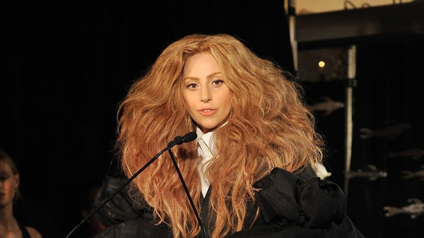 Lady Gaga has unveiled the tracklist for ARTPOP