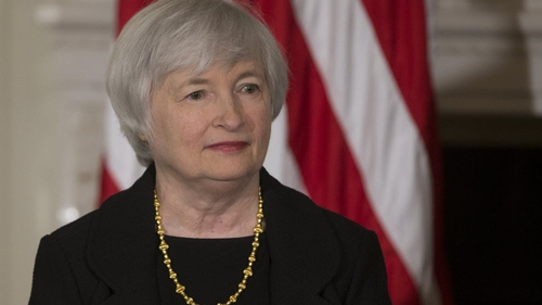 US jobless figures would give Fed chief Janet Yellen the green light to raise rates next week