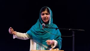 Malala Yousafzai also received the Anna Politkovskaya Award last week