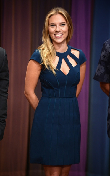 Scarlett Johansson was named the Sexiest Woman Alive for the second time by Esquire magazine
