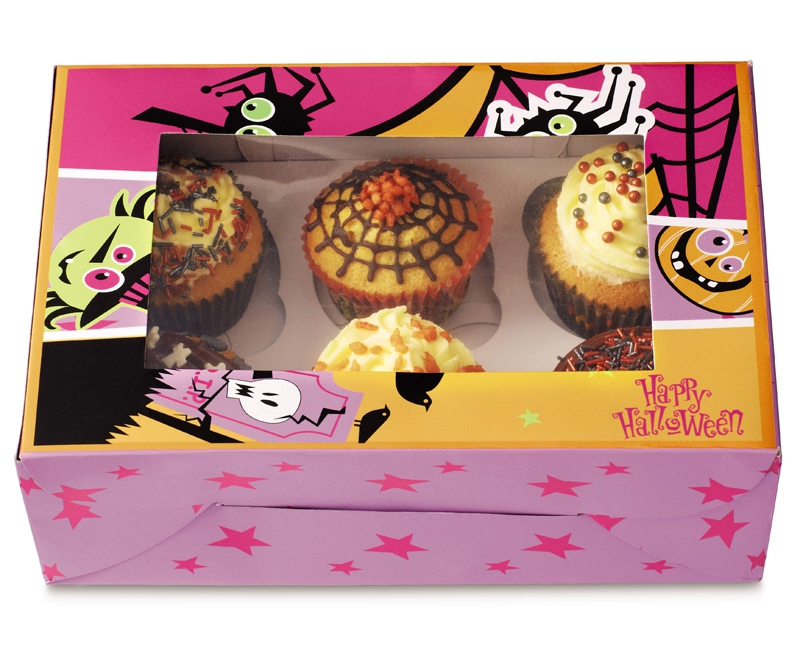 Aldi Cupcake Box