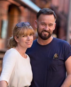 Sonya Lennon and Brendan Courtney launch Frockadvisor.com, a new social commerce platform