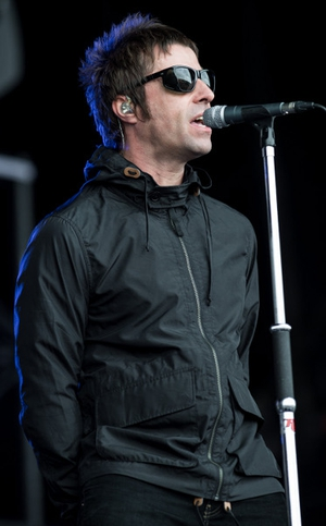 Liam Gallagher is said to be missing his two sausage dogs after splitting from his wife Nicole Appleton