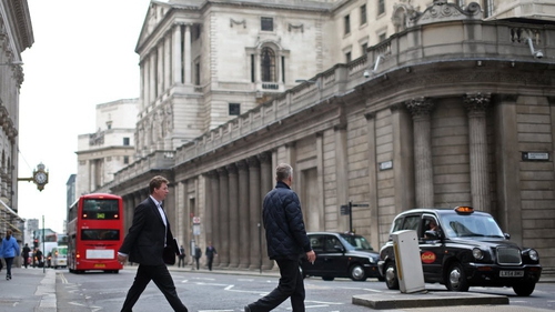 Bank of England issues new economic forecasts today