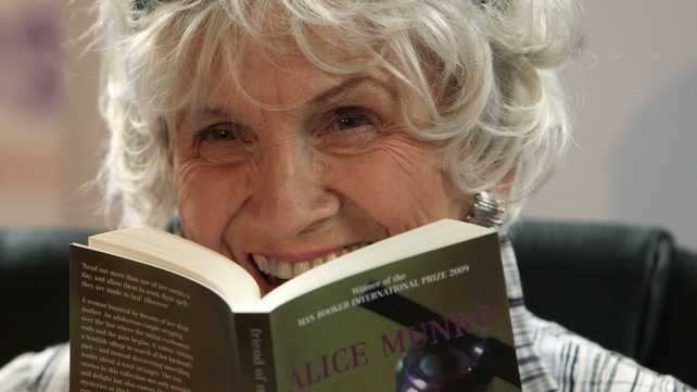 Alice Munro started writing short stories nearly 70 years ago
