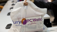 Dixons Carphone trades as Currys, PC World and Carphone Warehouse in Ireland and the UK