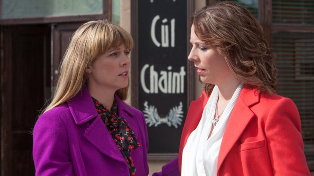Berni pleads with Aisling to undergo surgery