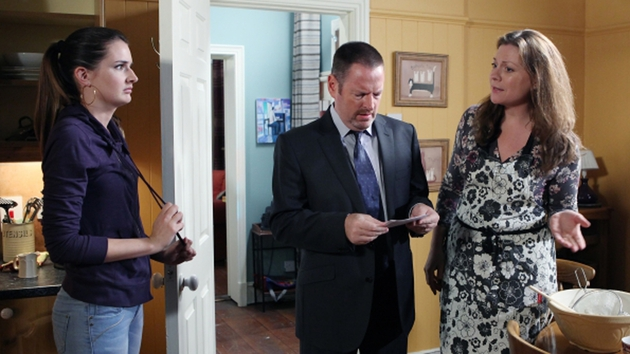 Kelly lashes out at Jo in the heat of the moment