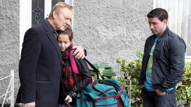 Dean arrives home and wants what's best for Shannon