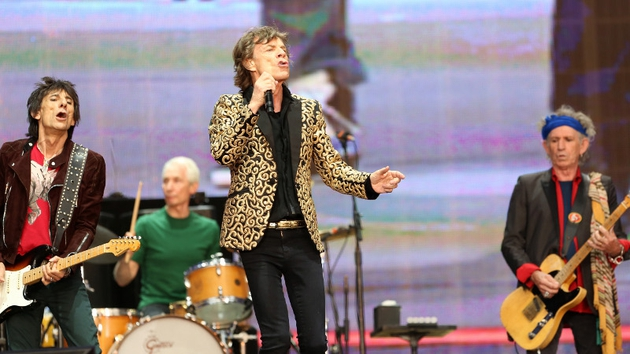 The Rolling Stones: scheduled to play eight dates in Australia in October