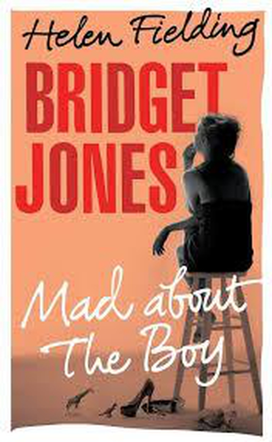 Book Review - Bridget Jones 'Mad About the Boy'